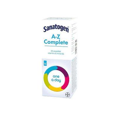 Sanatogen A-Z全效营养补充片 90片