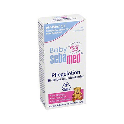Sebamed 施巴 婴儿润肤乳液 200ml