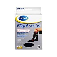 Scholl 爽健 飞行袜 1双(防静脉曲张/外出型/小码6-9)