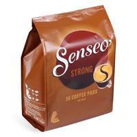 Senseo 强效烘焙咖啡粉饼 36袋