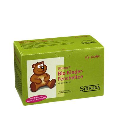 Sidroga 有机儿童茴香茶 20袋