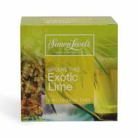 Simon Lévelt 西蒙 有机柠檬绿茶 10包