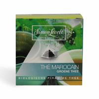 Simon Lévelt 西蒙 摩纳哥风味有机薄荷绿茶 10包