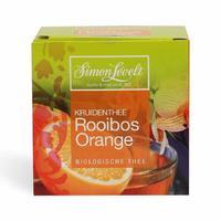 Simon Lévelt 西蒙 有机香橙茶/欧盟认证有机路易波士香橙茶 10包