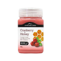 Streamland 蔓越莓蜂蜜 500g