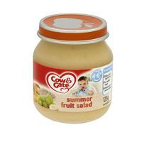 Cow & Gate 夏日风味水果沙拉罐头(4-6个月起) 125g*6瓶