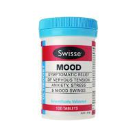 Swisse 缓解压力片 100粒( 舒缓情绪/缓解压力/调节更年期)