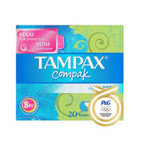 Tampax 月经卫生棉条 20支(超级型)