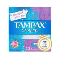 Tampax 月经卫生棉条 20支(蓝色量小型)