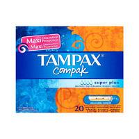 Tampax 月经卫生棉条 20支(超级加大型)