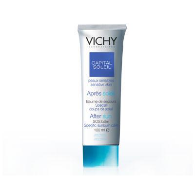 Vichy 薇姿 晒后细胞急救修复身体霜 100ml