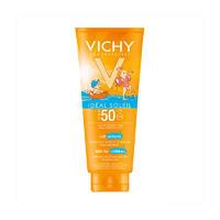 Vichy 薇姿 儿童牛奶面部身体防晒乳 300ml(SPF50+)