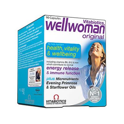 Vitabiotics Wellwoman 女性复合营养片 90粒