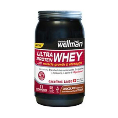 Vitabiotics Wellman 男性超纯乳清蛋白粉 900g