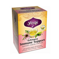 Yogi Tea 瑜伽茶 有机紫雏菊茶 16包(增强免疫力)