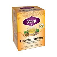 Yogi Tea 瑜伽茶 有机健康快速瘦身茶 16包