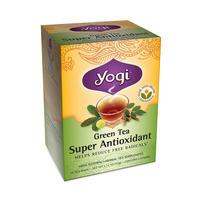Yogi Tea 瑜伽茶 超级抗氧化茉莉花绿茶 16包(抗辐射/抗衰老)