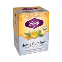 Yogi Tea 瑜伽茶 关节舒活茶 16包(保护关节健康)