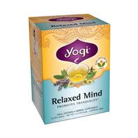 Yogi Tea 瑜伽茶 凝神舒缓茶 16包(提升脑力/减压/平静心绪)