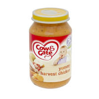 Cow & Gate 美味鸡肉泥(7个月起) 200g*6瓶