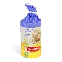 Zonnatura 100%天然有机香脆米饼 100g(原味)