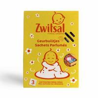 Zwitsal 宝宝衣柜专用香囊 (3袋)