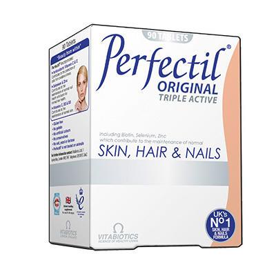 Vitabiotics Perfectil 护肤养发美甲营养补充片 90片
