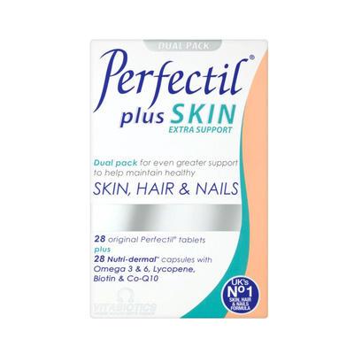 Vitabiotics Perfectil 护肤养发美甲营养补充片(美肤增强版)56粒