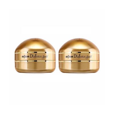 【2件包邮装】MISKIN Diaforce 第二代贵妇黄金钻石眼膜贴 2*60片/罐