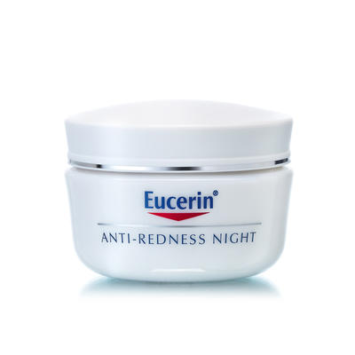 Eucerin Q10 优色林抗红血丝修护舒缓晚霜 50ml