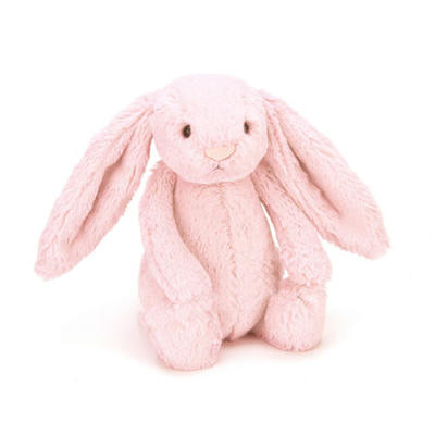 【包邮装】jellycat 邦尼兔 粉红色 中号 约31CM左右