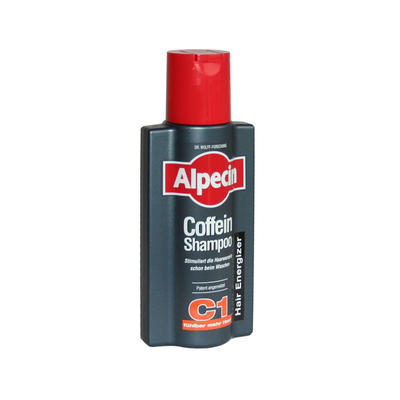Alpecin 阿佩辛 咖啡因C1防脱生发洗发水 250ml (所有发质)