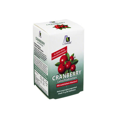 Avitale 蔓越莓营养片 60粒