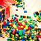 【包邮装】Building Blocks 建筑积木 1000块 (适合6岁及6岁以上的小朋友)