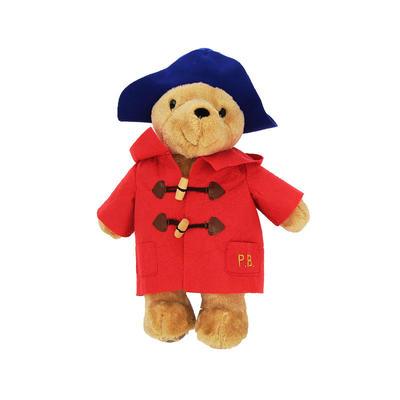 【包邮装】Paddington Bear 帕丁顿抱抱熊 30cm (蓝帽子/红衣服)