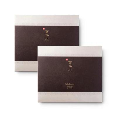 【2件包邮装】Sulwhasoo 雪花秀 手工草药宫中蜜皂 2盒(4*100g/块蜜皂+2个皂托)