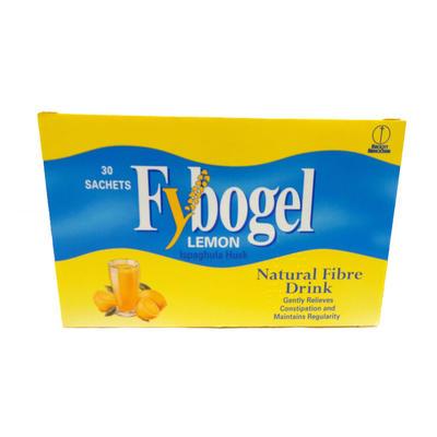 Fybogel 膳食纤维冲剂 30袋(柠檬味)
