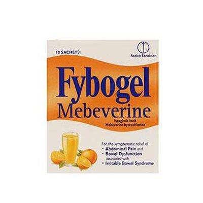 Fybogel 美贝维林(缓解肠道痉挛疼痛) 10袋