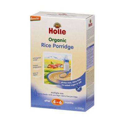 Holle 泓乐 有机婴儿米糊营养品(6个月以上) 250g
