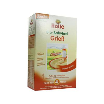 Holle 泓乐 有机粗粒小麦米粉(4个月以上) 250g