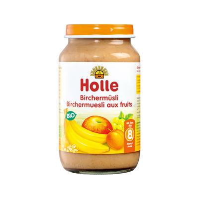 Holle 泓乐 有机什锦水果和燕麦果泥罐头 220g (8个月起)