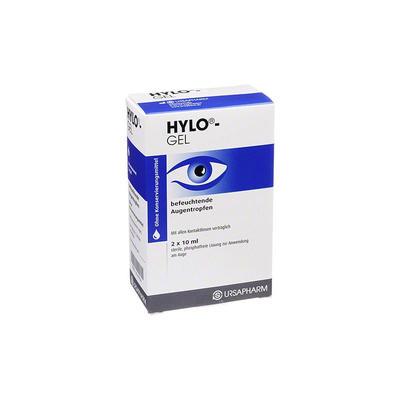 Hylo-gel 润眼祛红滴眼液 2支x10ml