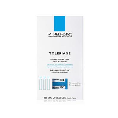 La Roche-Posay 理肤泉 特安温和眼部卸妆液 30x5ml(独立包装)