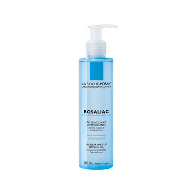 La Roche-Posay 理肤泉 抗红舒敏温和卸妆凝露 200ml