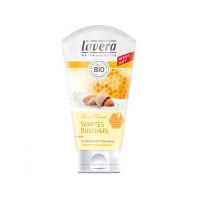 Lavera 莱唯德 身体SPA有机牛奶蜜糖沐浴啫喱 150ml