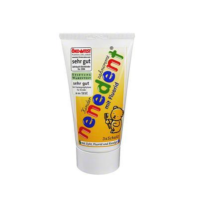 Nenedent 儿童可食用含氟牙膏 50ml