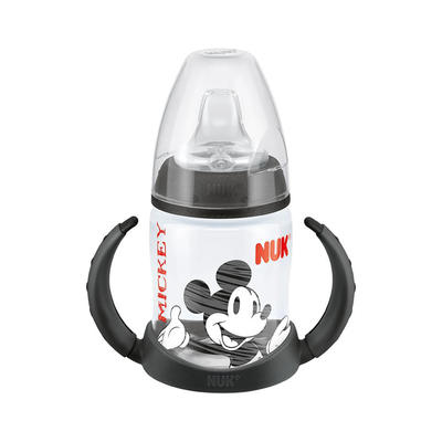 NUK 迪士尼 首选系列 宽口径学饮杯  150ml 黑色