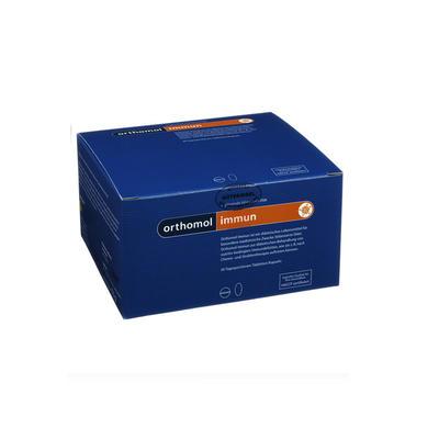 Orthomol 奥适宝 提高免疫力综合营养片剂/胶囊(组合装) 30袋