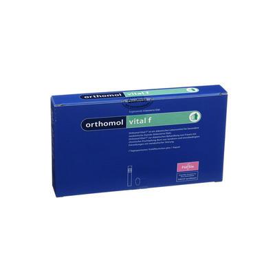 Orthomol 奥适宝 Vital F 抗疲劳缓压女性滋养口服液 7剂