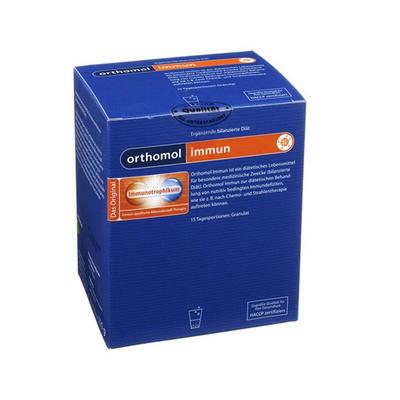 Orthomol 奥适宝 提高免疫力综合营养冲剂 15袋